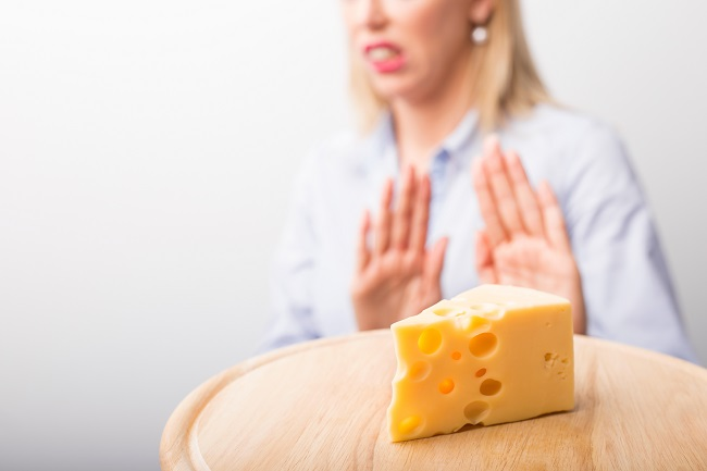 How to Live With a Dairy Allergy - Food allergies